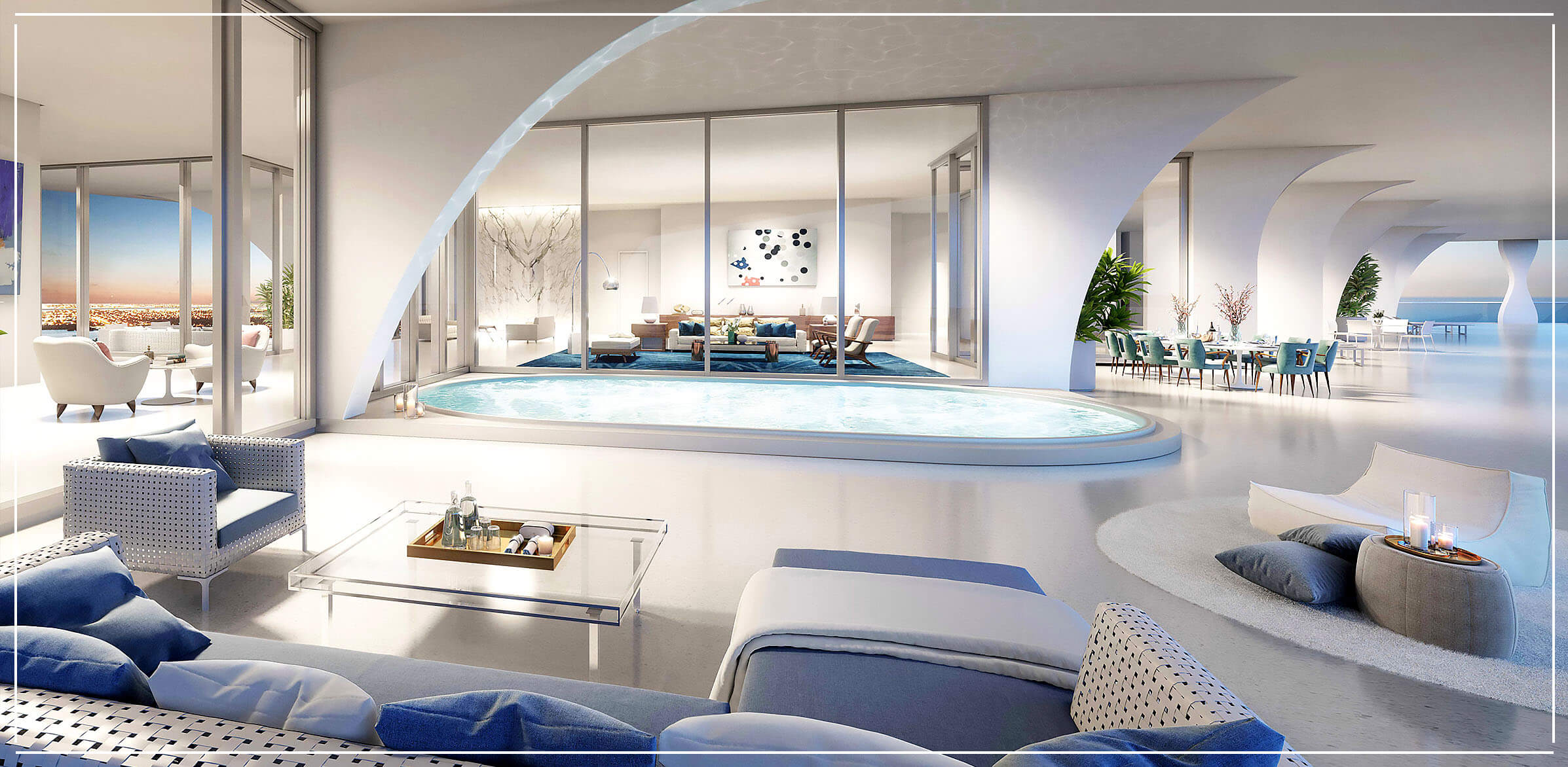 Jade Signature Penthouses for Sale in Sunny Isles Beach