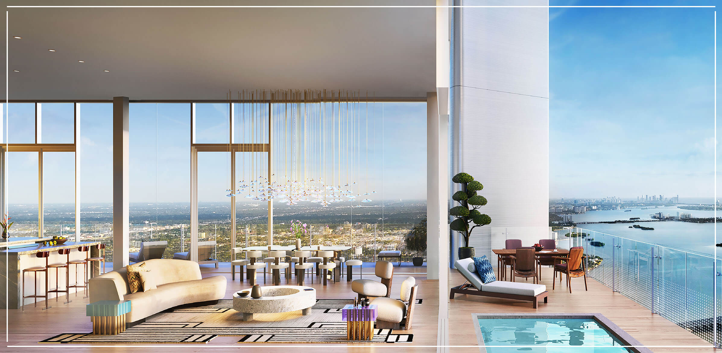 Missoni Baia Penthouses for Sale in Miami
