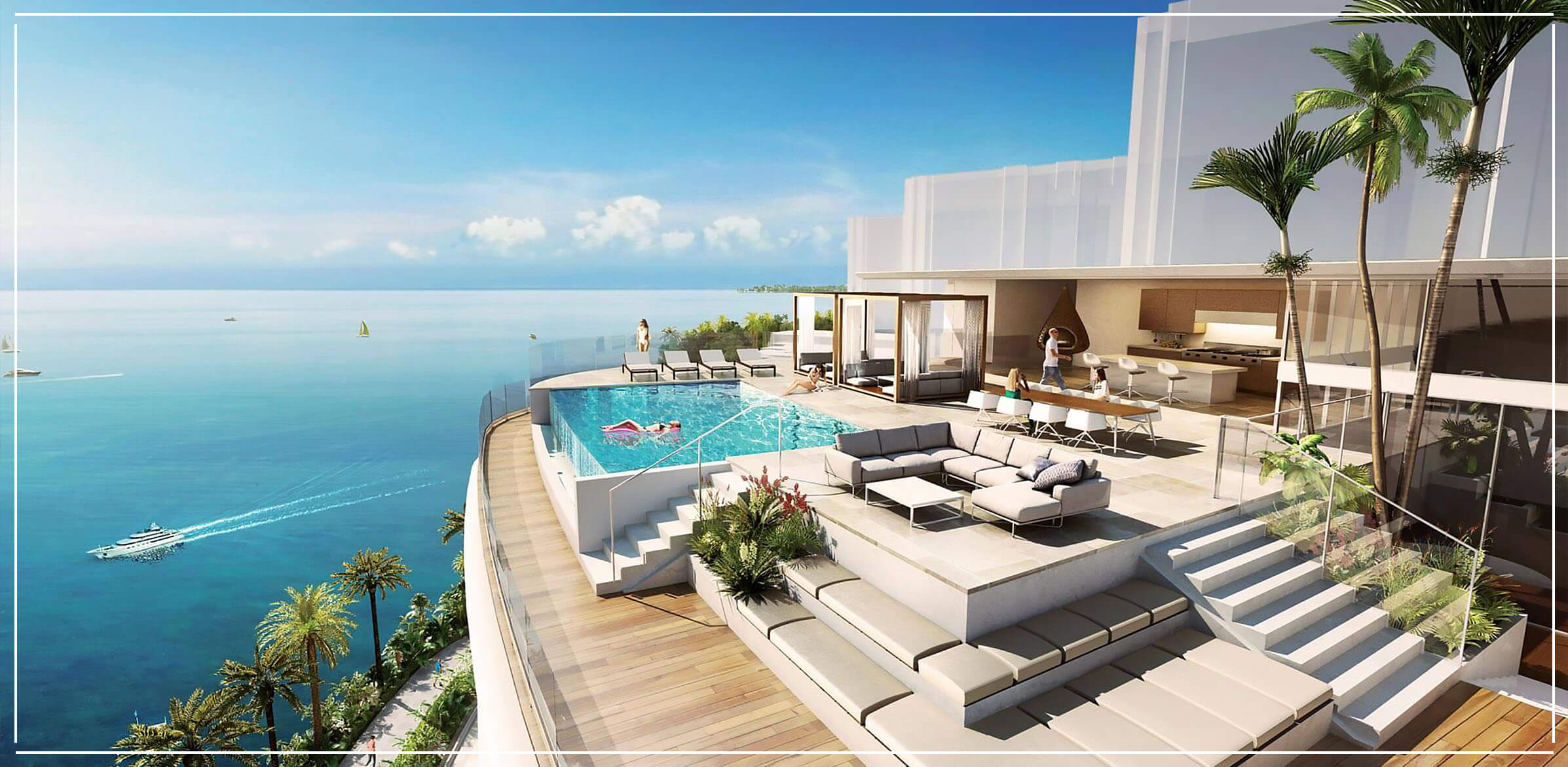 The Markers Grove Isle Penthouses for Sale in Coconut Grove
