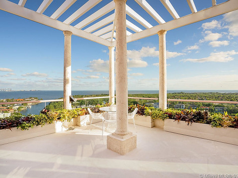 For Sale: 60 Edgewater Dr #TS-A, Coral Gables - Price: $8,995,000